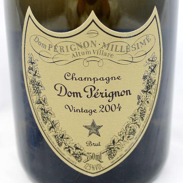 2004 Dom Perignon