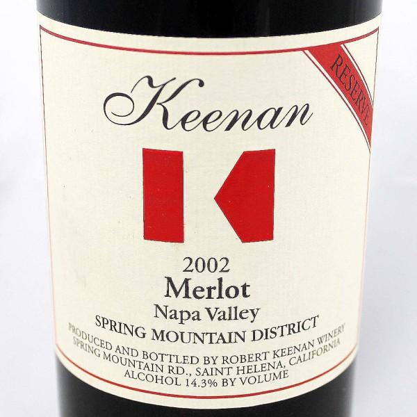 2002 Keenan
