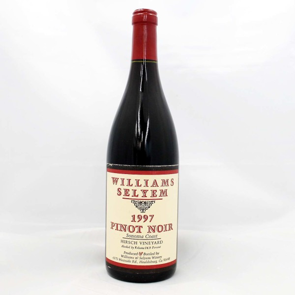 Sell wine 1997 Williams Selyem