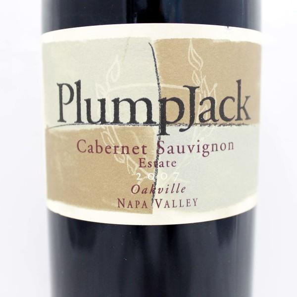 2007 Plumpjack