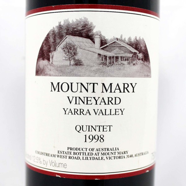 1998 Mount Mary Quintet