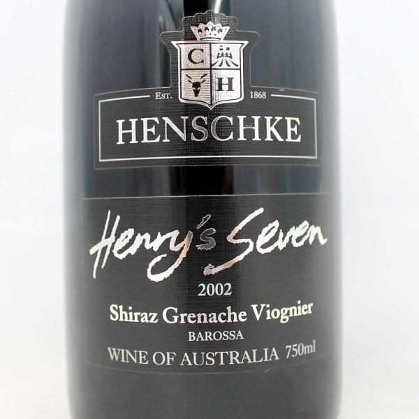 2002 Henschke