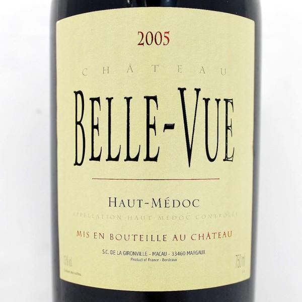 2005 Chateau Belle-Vue