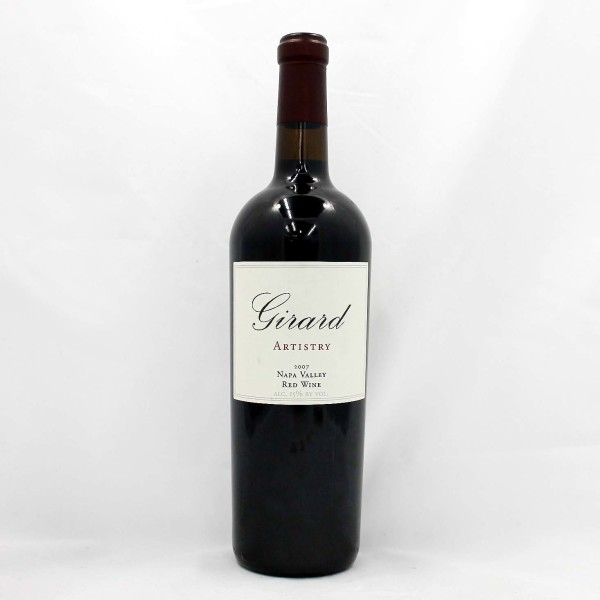Sell wine Girard Artistry