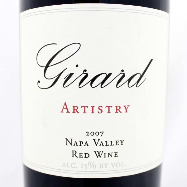 2007 Girard Artistry