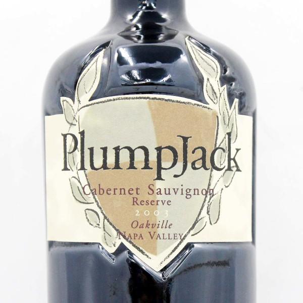 2003 PlumpJack