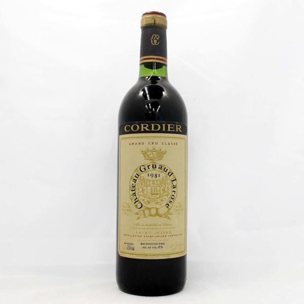 sell wine Gruaud Larose