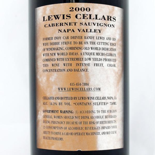 2000 Lewis