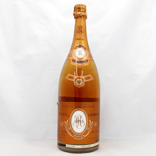 Sell your wine 1995 Cristal Rose