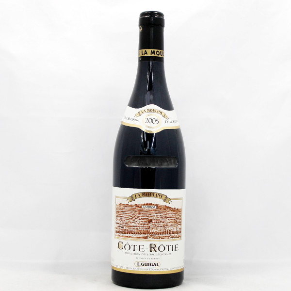 Sell your wine: 2005 E. Guigal Cote Rotie La Mouline
