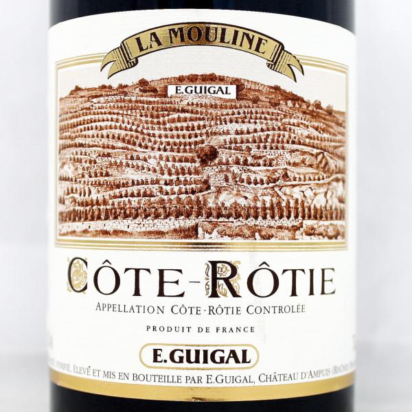 E. Guigal Cote Rotie La Mouline