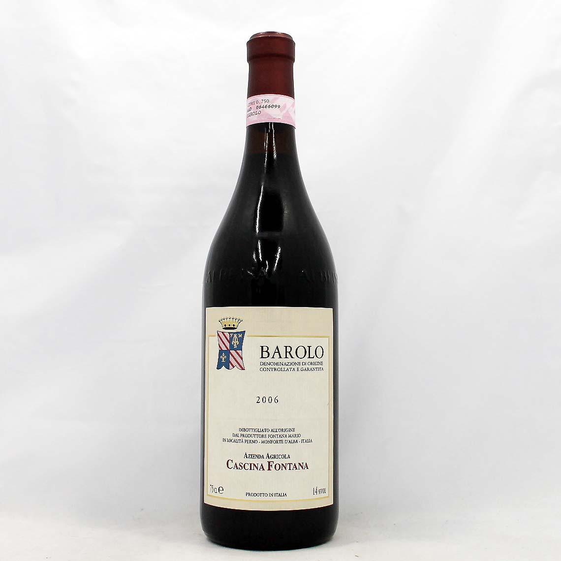Sell wine Cascina Fontana Barolo