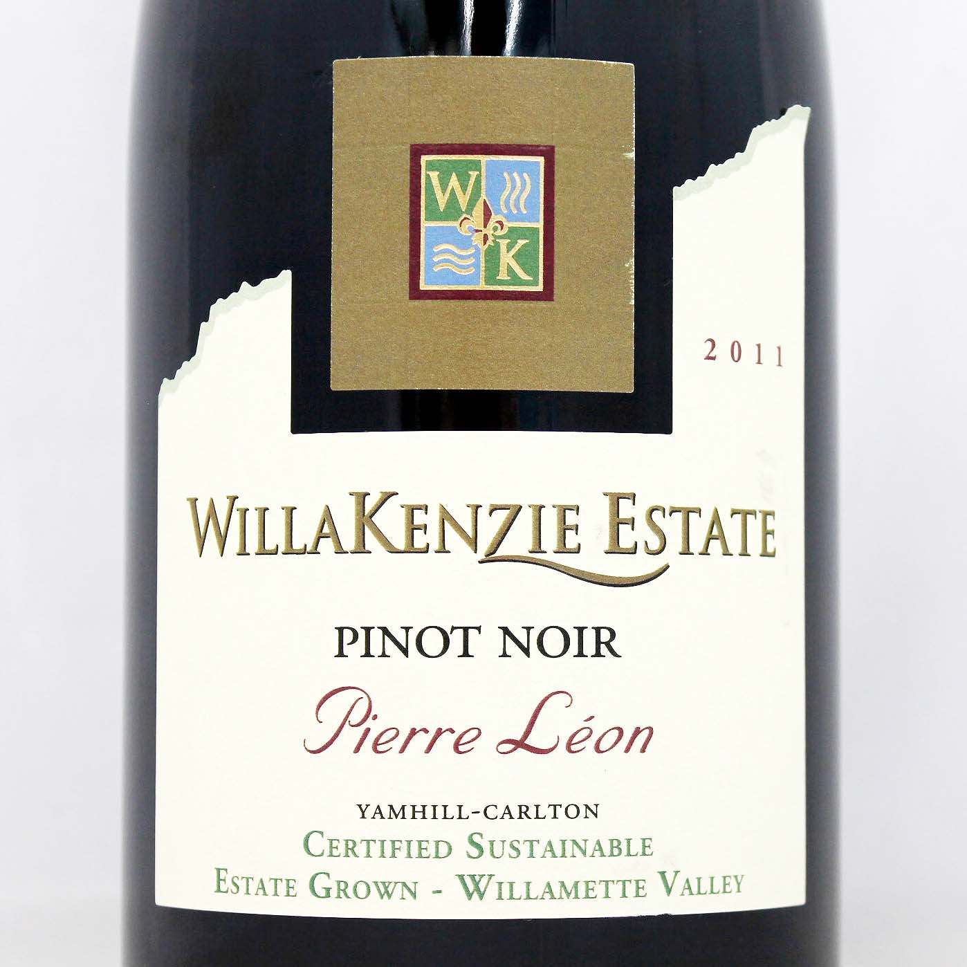 2011 Willakenzie Estate Pinot Noir
