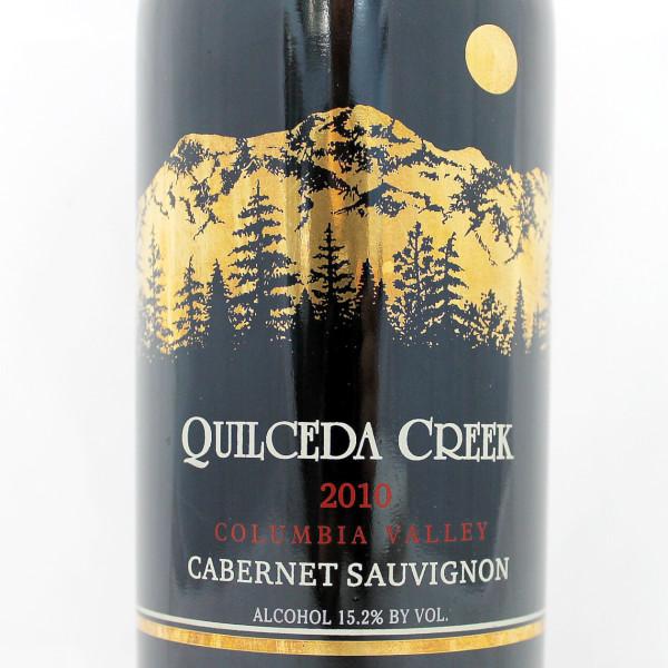 2010 Quilceda Creek Cabernet Sauvignon