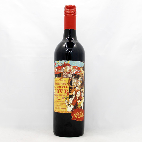 Sell your wine: 2006 Mollydooker Carnival of love