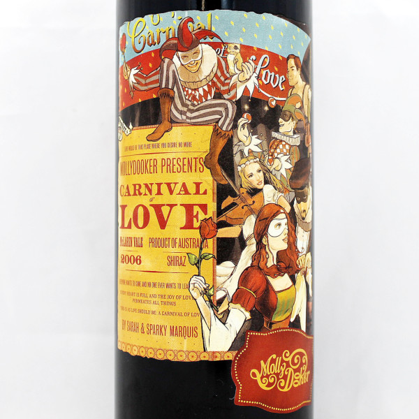 Mollydooker Carnival of Love