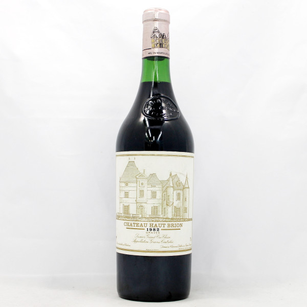 Sell your wine: 1982 Haut Brion