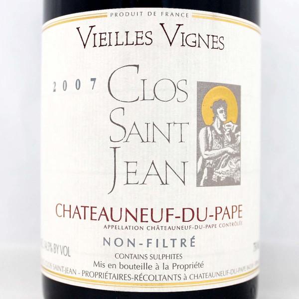 Clos Saint Jean Chateauneuf du Pape