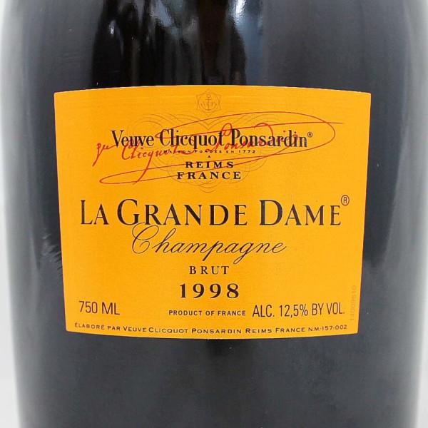 Sell your wine La Grande Dame