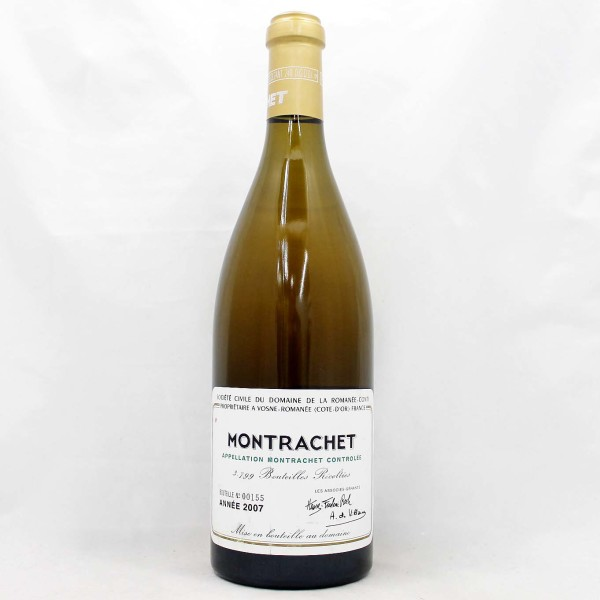 Sell your Wine: 2007 Domaine de la Romanee-Conti Montrachet