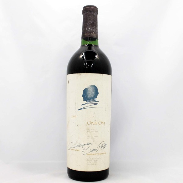 Sell your wine: 1979 Opus One