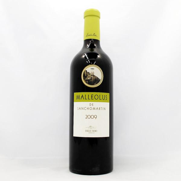 Sell your wine: 2009 Malleolus de sanchomartin