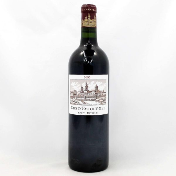 sell your wine: 2005 Chateau Cos d'Estournel