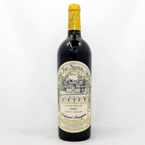 Sell your wine: 2000 Far Niente Cabernet Sauvignon