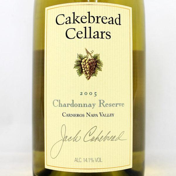 2005 Cakebread Cellars Chardonnay