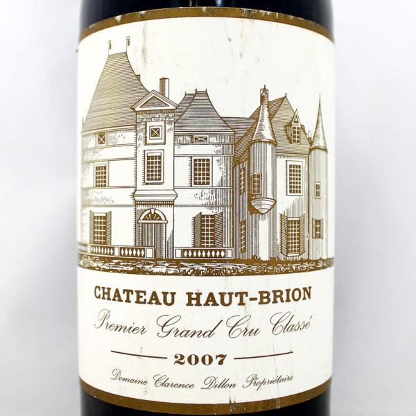 2007 Chateau Hut Brion