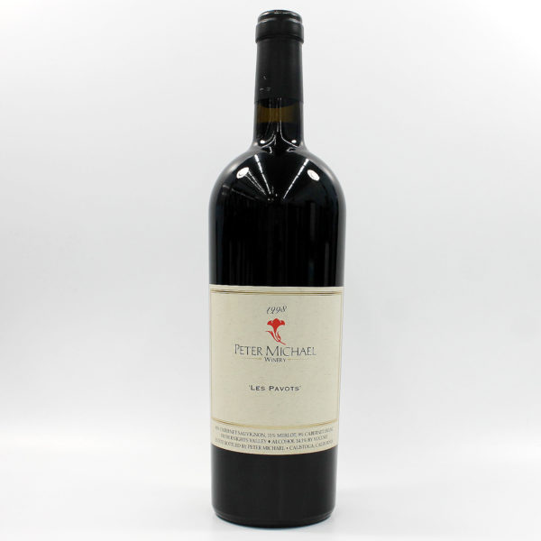 Sell your wine 1998 Peter Michael