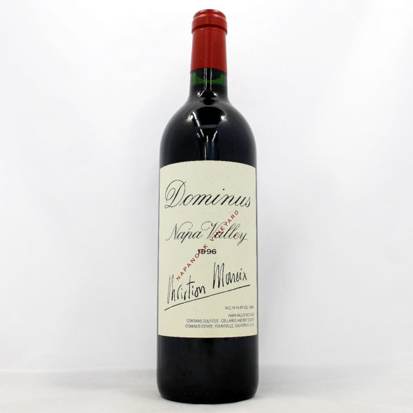 Sell your wine 1996 Dominus