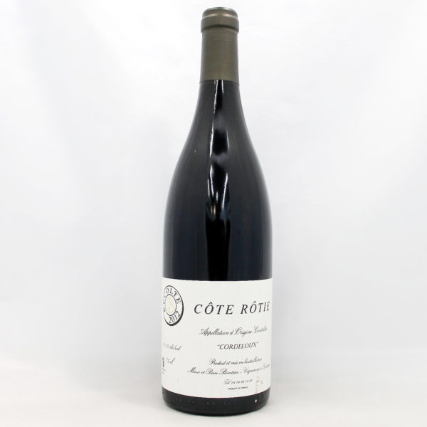 Sell your wine: 2012 Marie et Pierre Benetiere Cote Rotie Cordeloux
