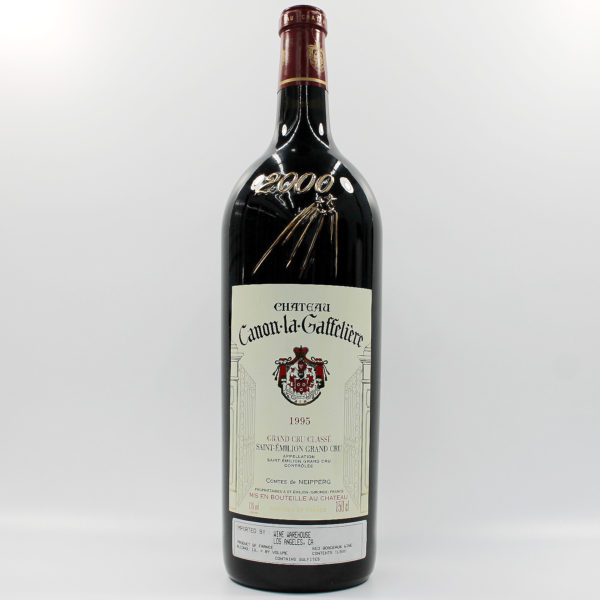 Sell your wine: 1995 Chateau Canon La Gaffeliere