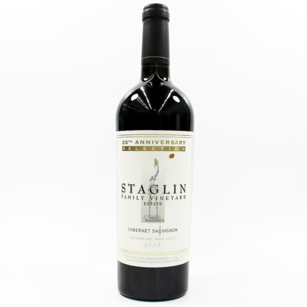 Sell your wine: 2007 Staglin 25th Anniversary Selection