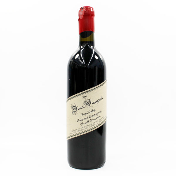 Sell your wine: 1997 Dunn Howell Mountain Cabernet Sauvignon