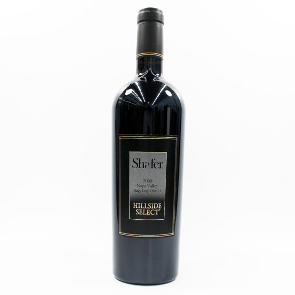 Sell your wine: 2008 Shafer Hilside Select