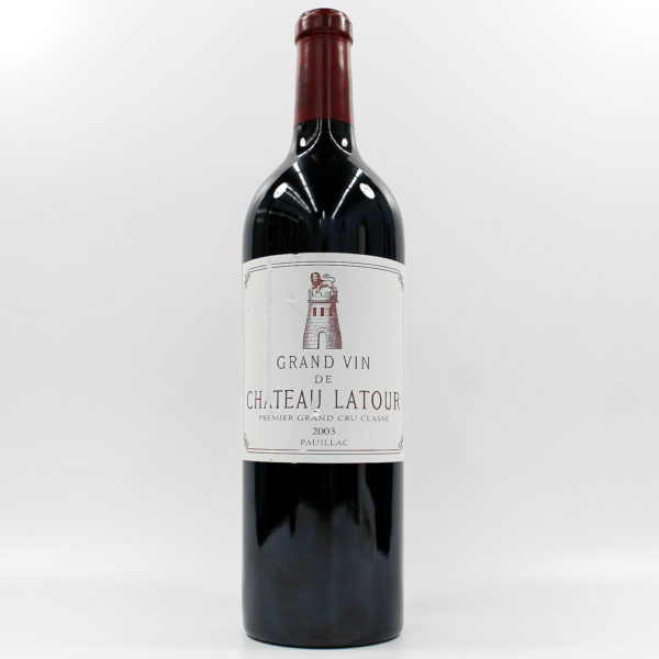 Sell your wine: 2003 Latour