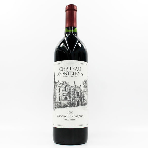 Sell your wine: 2006 Chateau Montelena Cabernet Sauvignon