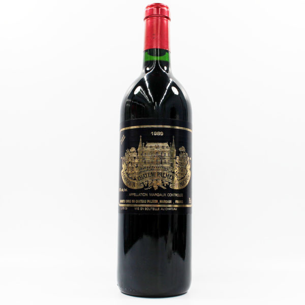 Sell your wine: 1989 Chateau Palmer