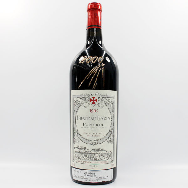 Sell your wine: 1995 Chateau Gazin