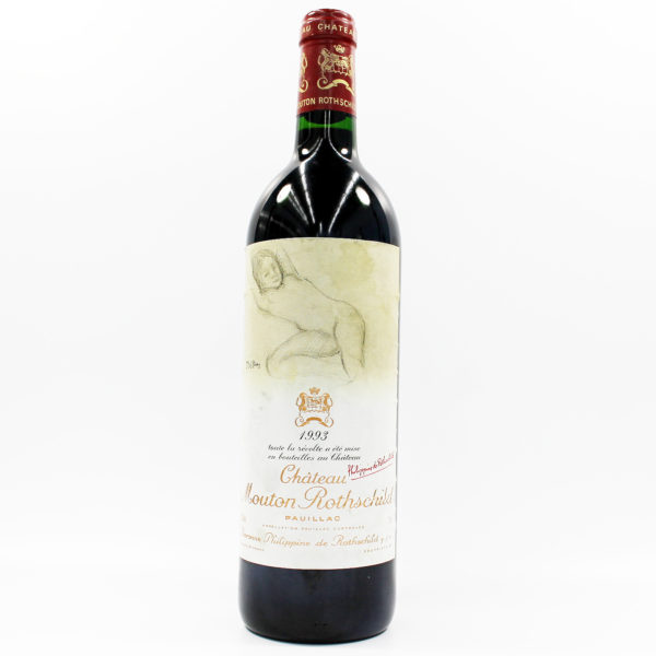 Sell your wine: 1993 Chateau Mouton