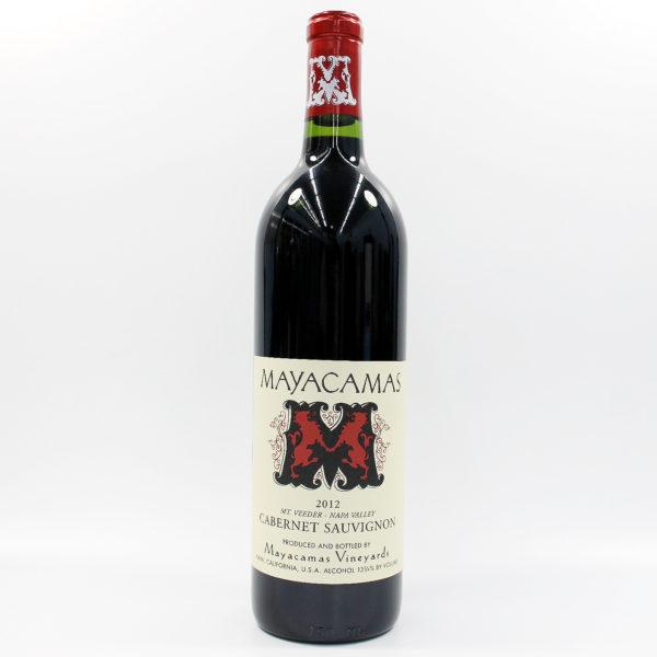 Sell your wine today 2012 Mayacamas