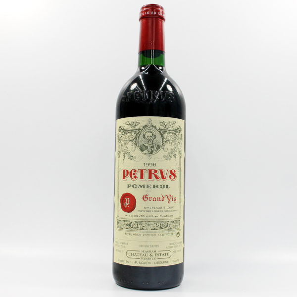 Sell your wine: 1996 Petrus