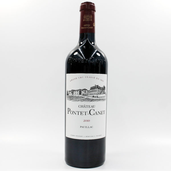 Sell your wine: 2010 Pontet-Canet