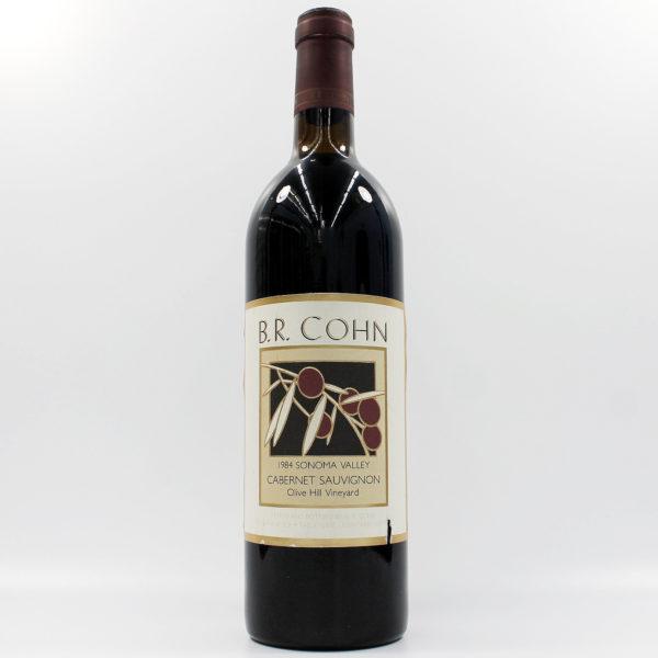 Sell your wine: 1984 Cohn Olive Hill Cabernet Sauvignon