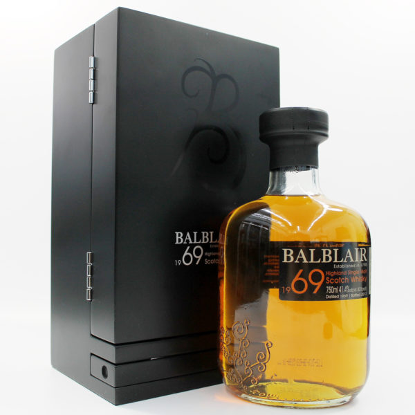 Sell your whisky: 1969 Balblair Vintage Release