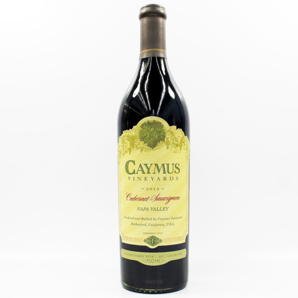 Sell your wine: 2014 Caymus Cabernet Sauvignon