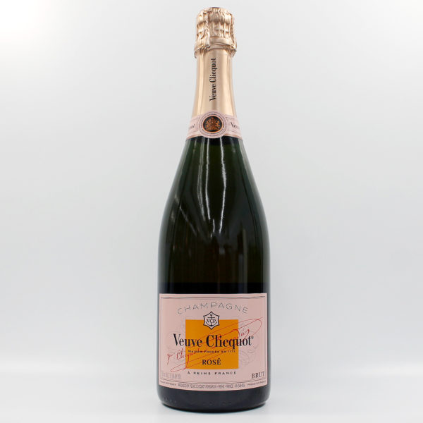 Sell your champagne: Veuve Clicquot Rose