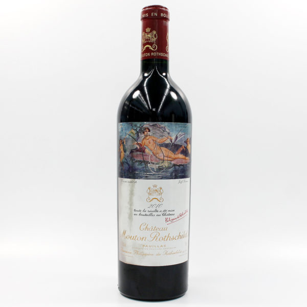 Sell your wine: 2010 Chateau Mouton